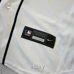 100% Authentic Kevin Kiermaier Nike Tampa Bay Rays Player Jersey Size 40 M Mens