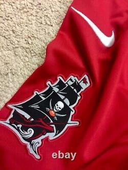 100% Authentic Nike Tom Brady Tampa Bay Buccaneers Vapor LIMITED Jersey size L