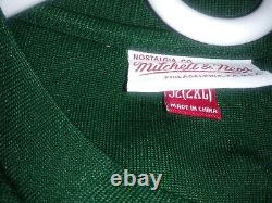 1961 Paul Hornung Green Bay Packers Mitchell & Ness Jersey sz 52