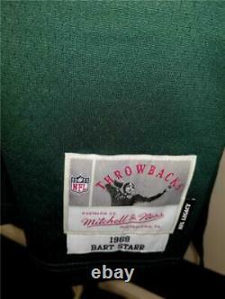 1966 Green Bay Packers #66 Ray Nitschke Size S-M-5XL Mitchell Ness Jersey $150