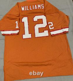 1982 Mitchell and Ness Doug Williams Tampa Bay Buccaneers Jersey Size 54