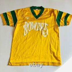 1986-87 AISA Tampa Bay Rowdies Player Worn Soccer Football Training Jersey