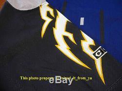 1990's CCM Tampa Bay Lightning 3rd Alt Storm Jersey Size XL