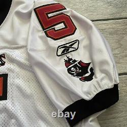 2009 Reebok Sand Knit Pro Model Jersey Tampa Bay Buccaneers Josh Freeman Sz. XL