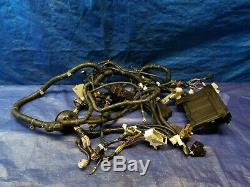 2017 Infiniti Qx60 Awd Headlight Headlamp Engine Bay Room Wire Harness # 44085