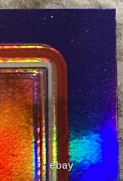 2020 Donruss Optic Tom Brady Purple Prizm 12/50 Jersey Number Tampa Bay Bucs