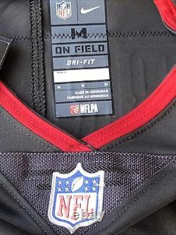 2020 Nike Tampa Bay Buccaneers -Tom Brady #12 Pewter -Stitched Away Jersey Md
