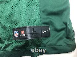 AARON RODGERS Green Bay Packers Nike LIMITED Home Jersey Stitched Large