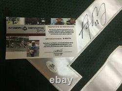 Aaron RODGER Green Bay Packers Autographed Jersey Brand New With Tags, siz 52/XL