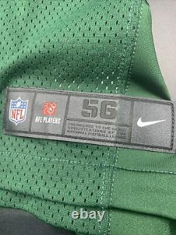 Aaron Rodgers Green Bay Packers Authentic Home Green Nike ELite Jersey Sz 56