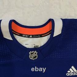 Adidas NHL Tampa Bay Lightning Practice Jersey WITH DATE Size 60G Goalie Cut
