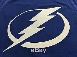 Adidas Nikita Kucherov Tampa Bay Lightning Jersey Size 54 XL