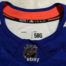 Adidas Tampa Bay Lightning NHL Practice Jersey Size 58G Goalie Cut New