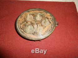 Antique Reliquary 5 Relic EX SPINA D. N. J. C. St. MARIA CORTONA St. PASC. BAY