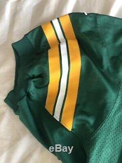 Authentic 1997 Green Bay Packers Blank Home Jersey