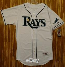 Authentic Blake Snell Jersey 44 Tampa Bay Rays