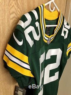 Authentic Clay Matthews Green Bay Packers Jersey 44 Nike Vapor Elite 40 48 NFL