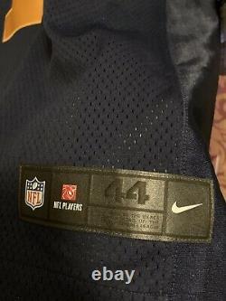 Authentic Davante Adams Green Bay Packers Nike Elite Throwback Jersey Sz 44