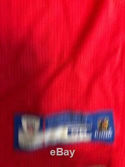 Authentic Michael Clayton, Tampa Bay Buccaneers, Reebok jersey #80, sz 56