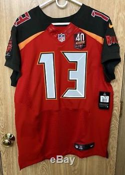 best sneakers 2c81a 88bfb Authentic Mike Evans Tampa Bay Buccaneers Jersey 44 Nike ...