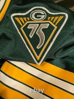 Authentic Mitchell & Ness Reggie White Green Bay Packers 1993 Jersey(Size 48/XL)