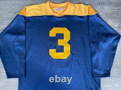 Authentic Mitchell and Ness M&N 1949 Green Bay Packers Tony Canadeo Jersey 48