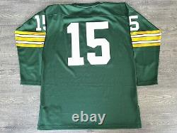 Authentic Mitchell and Ness M&N 1969 Green Bay Packers Bart Starr Jersey 48 XL