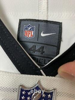 Authentic Nike Elite Tampa Bay Buccaneers Brady White Jersey Size 44 Large