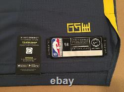 Authentic Nike Klay Thompson The Bay Vaporknit Jersey AH6209-430 Size 56 XXL