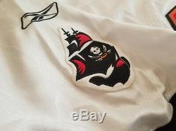 Authentic Tampa Bay Buccaneers Warren Sapp #99 White NFL Reebok Jersey 58 4xl