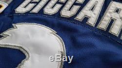 Authentic Tampa Bay Lightning Dino Ciccarelli Storm jersey sz XXLarge