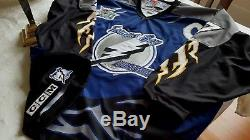 Authentic Tampa Bay Lightning Rob Zamuner Storm jersey sz XLarge