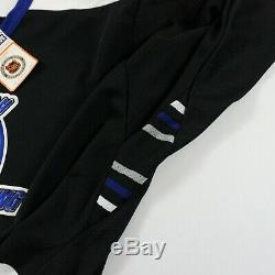 Authentic Tampa Bay Lightning XL CCM Jersey Maska Vintage 90s NWT