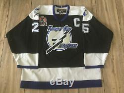 Authentic Tampa Bay Lightning jersey ANDREYCHUK #25 SIZE 56 KOHO SC