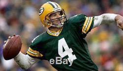 BRETT FAVRE GREEN BAY PACKERS Reebok NFL Jersey-XXL size 52