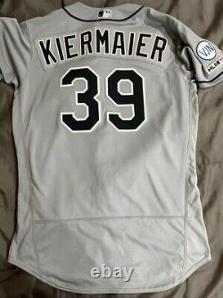 Brand New Authentic Kevin Kiermaier Tampa Bay Rays MLB Baseball Jersey 44