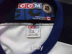 Brand New Without Tags Vintage Tampa Bay Lightning Hockey Jersey CCM Mens Lrg 48