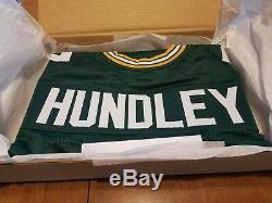 Brett Hundley Green Bay Packers NFL Autographed Jersey