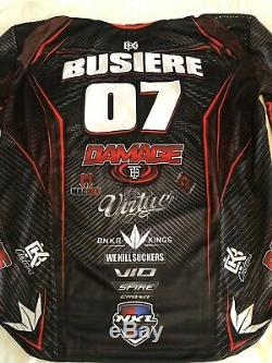 Chad Busiere Tampa Bay Damage Pro Paintball Jersey