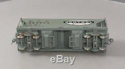 Custom NJ Brass 681-0 O Scale 2 Rail Brass ACF 2 Bay Hopper/Box