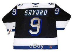 DENIS SAVARD Tampa Bay Lightning 1993 CCM Throwback NHL Hockey Jersey