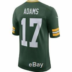 Davante Adams Green Bay Packers Nike Vapor Untouchable Limited Green Home Jersey