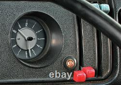 Deluxe Dash Clock Built-In Analogue For VW T2 Bay 1967-1979 Campervan Motorhom