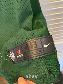 Green Bay Packers Aaron Rodgers Home Jersey Nike Size 48 XL