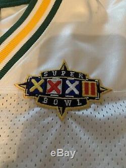 Green Bay Packers Nike Brett Favre Jersey Size 52