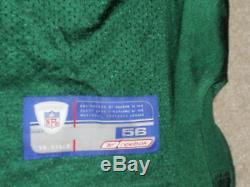 Green Bay Packers Reebok Football Jersey #4 Brett Favre Sewn 56 Green NWT HOF QB