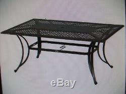 Hampton Bay Fall River & Belcourt 7-Piece Patio Dining Set Local Pick Up in NJ