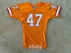 John Lynch Tampa Bay Buccaneers Bucs authentic team issued pro cut NFL Jersey