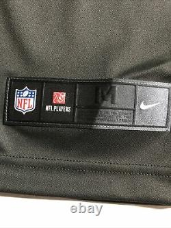 M Nike Official Tampa Bay Buccaneers Rob Gronkowski #87 NFL Vapor Limited Jersey