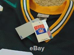 MIKE McKENZIE GREEN BAY PACKERS AUTHENTIC NFL REEBOK JERSEY SIZE 50 NWT